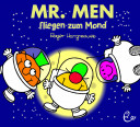 Mr. Men fliegen zum Mond