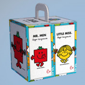 Mr. Men Little Miss Sammelbox, ISBN 978-3-943919-08-0