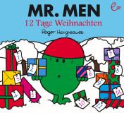 Mr. Men– 12 Tage Weihnachten, ISBN 978-3-946100-39-3