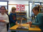 Lesung von»Wir sechs aus Neuseeland« auf der Frankfurter Buchmesse