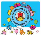 Das Mr. Men Little Miss Freundebuch, ISBN 978-3-943919-27-1