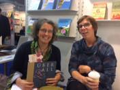Bette Westera und Katrin Rüger vom Buchpalast in München