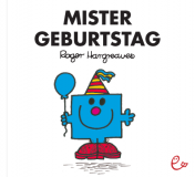 Mister Geburtstag, ISBN 978-3-941172-31-9