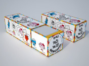 Das Mr. Men Little Miss Memospiel, EAN 4280000632111