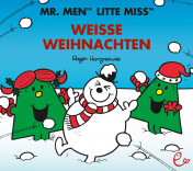 Mr. Men Little Miss – Weiße Weihnachten, ISBN 978-3-943919-63-9