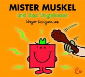 Mister Muskel und das Ungeheuer, ISBN 978-3-946100-50-8