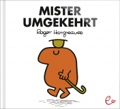Mister Umgekehrt, ISBN 978-3-943919-11-0