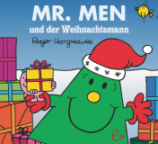 Mr. Men und der Weihnachtsmann, ISBN 978-3-946100-67-6